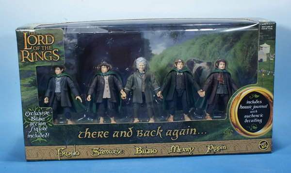 TOYBIZ Herr der Ringe There and back again HDR005