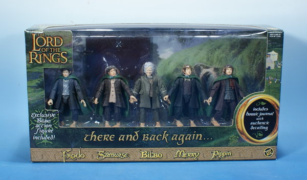 TOYBIZ Herr der Ringe There and back again HDR008
